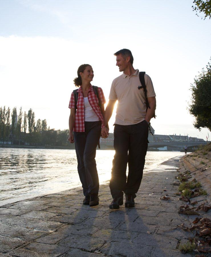 Wandern Bodensee